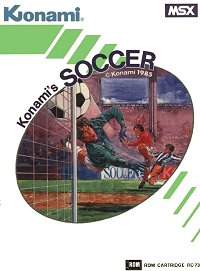 La historia del Konami´s Soccer